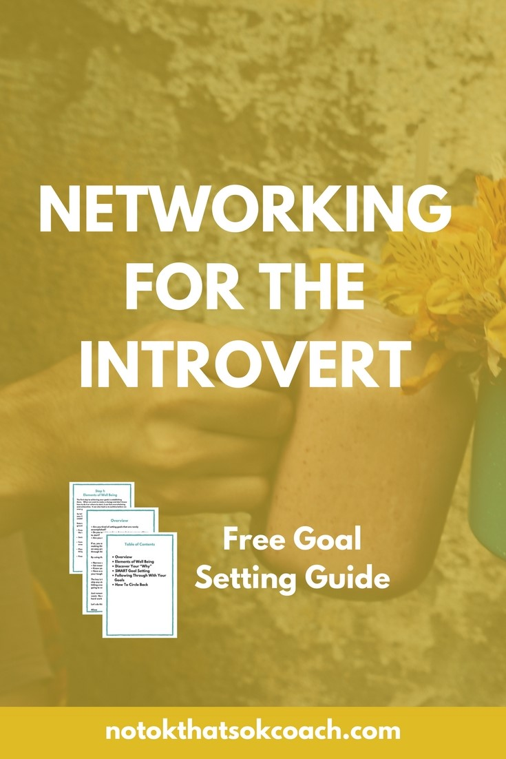 Networking For the Introvert