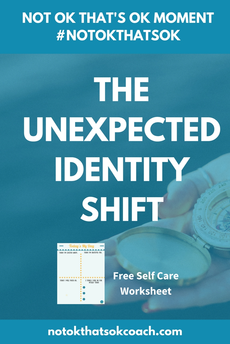 The Unexpected Identity Shift