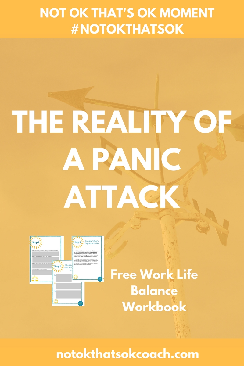 The Reality of a Panic Attack