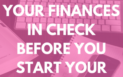 5 ways to get your finances in check before you start your new job