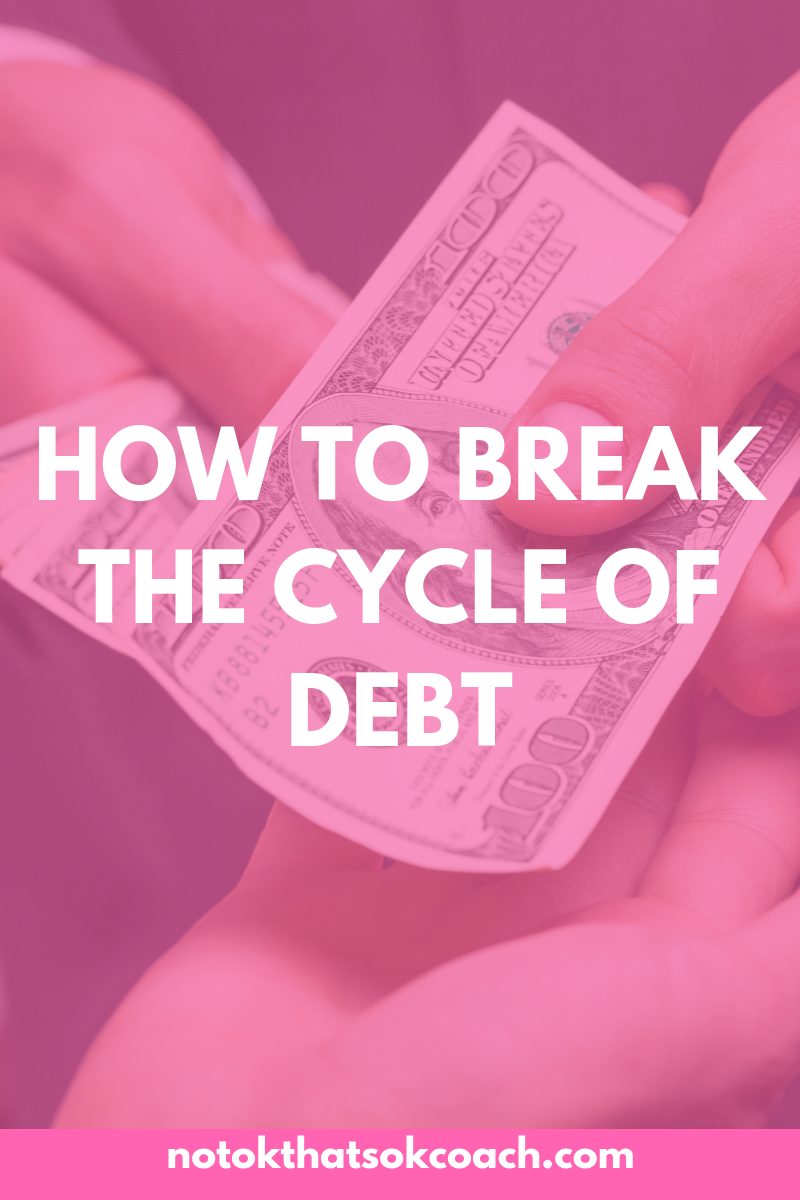 How to Break the Cycle of Debt