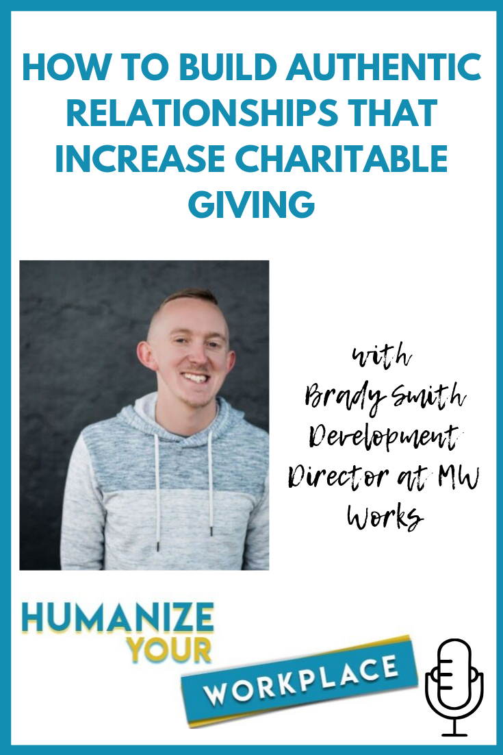 How to Build Authentic Relationships That Increase Charitable Giving